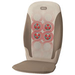 Homedics Dual Shiatsu Massage Cushion (MCS-370H-CA)