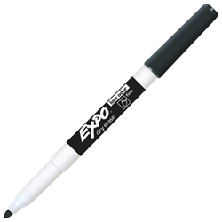 Expo Dry Erase Fine Marker (SAN86001) - Black