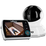 "Levana Keera 3.5"" Touchscreen Digital Video Baby Monitor with Zoom/Pan/Tilt & Two-way Communication"