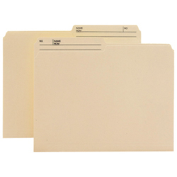 Smead Top-Tab File Folder (SMD10145) - Letter - 100 Pack - Manila