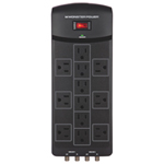 Monster PowerCenter 1200 12-Outlet Surge Protector