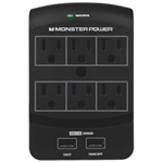 Monster 6-Outlet Surge Protector (121866-00)