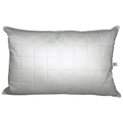 Sleep Solutions Standard Quilted Feather Pillow (411092)