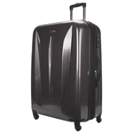 "Samsonite Tech Series 28"" Hard Side 4-Wheeled Expandable Luggage - Silver"
