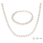 Amour Pearl Jewelery Set