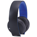 PlayStation 4 Gold Wireless Stereo Headset
