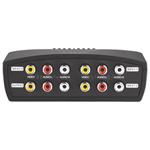 Commutateur S-Video à 3 ports d'Insignia (NS-VS314-C)