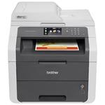Imprimante laser couleur tout-en-un sans fil de Brother (MFC9130CW)