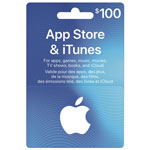 App Store & iTunes Gift Card - $100