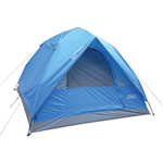 Rockwater Designs Kwick Set 4 Person Tent (1870) - Blue