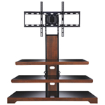 "Insignia Waterfall TV Stand for TVs Up To 50"" (NS-3IN1MT50C-C)"
