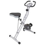 Exerpeutic 1200 Folding Magnetic Upright Bike (1200)