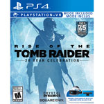 Rise Of The Tomb Raider: 20 Year Celebration Edition (PlayStation 4)