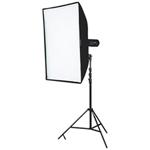 Ensemble boîte à lumière rectangulaire blanche en relief 24 x 31 po d'Aurora Lite Bank (LBD2R 68W)