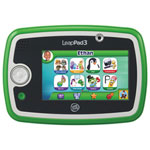 LeapFrog LeapPad3 Learning Tablet - Green - English