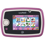 LeapFrog LeapPad3 Learning Tablet - Pink - English