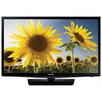 """Samsung 24"""" 720p LED Smart TV (UN24H4500AFXZC) - Wavy Line/Matte Black"""