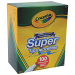 Crayola Super Tips Washable Markers - 100 Pack - Assorted