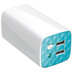Chargeur portatif de 10 400 mAh de TP-Link (TL-PB10400) - Blanc