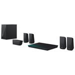 Sony BDVE3100 1000-Watt 5.1 Channel 3D Blu-ray Home Theatre System