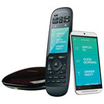 Logitech Harmony Ultimate Home (Remote Control & Smart Hub) - Black