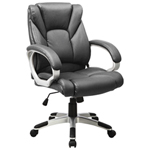 Monterey Manager & Executive Chair - Black