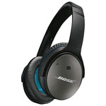 Bose QuietComfort 25 Over-Ear Noise Cancelling Headphones (Apple) - Black