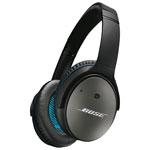 Casque d'écoute à suppression du bruit QuietComfort 25 de Bose (Apple) - Noir
