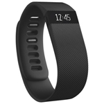 Fitbit Charge Fitness Tracker - Large - Black