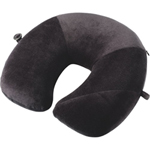 Go Travel Memory Foam Neck Pillow - Black