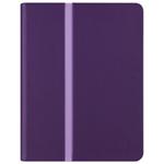"""Belkin Stripe iPad Air 1/2 & iPad 9.7"""" Folio Case (F7N252B1C01) - Plum"""