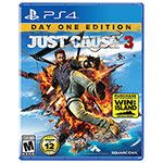 Just Cause 3 (PS4) - Previously Played