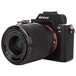 Sony a7 II Full-Frame Mirrorless Camera with FE 28-70mm Lens Kit