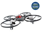 Protocol Manta Pro-6 4-Channel RC Quadcopter (6182-2WN BI) - Red/Black