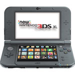 New Nintendo 3DS XL - Noir