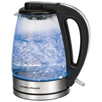 Hamilton Beach Electric Kettle - 1.7L - Glass