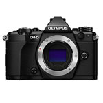 Olympus E-M5 Mark II Mirrorless Camera (Body Only)