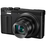 Panasonic LUMIX DMC-ZS50K 12.1MP 30x Optical Zoom Digital Camera - Black
