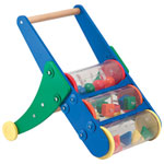 Melissa & Doug Rattle Rumble Toddler Push Toy