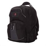 """Swiss Gear 15.6"""" Laptop Backpack - Black/Dark Grey"""