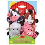 Marionnettes Farm Friends de Melissa & Doug