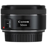 Objectif EF STM 50 mm f/1,8 de Canon