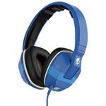 Skullcandy Crusher Over-Ear Sound Isolating Headphones (S6SCHX-459) - Ill-Famed/Royal