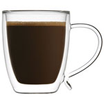 Brilliant Cafe au Lait Coffee Cup - Set of 2