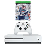 Xbox One S 1TB Madden NFL 17 Bundle - Only at Best Buy