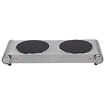 Salton Portable Infrared Cooktop - Stainless Steel