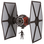 """Hasbro Star Wars The Black Series 20"""" First Order Special Forces TIE Fighter"""