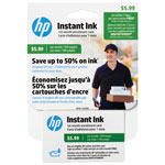 HP Instant Ink 100-Page Monthly Plan