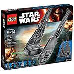 LEGO Star Wars Kylo Ren's Command Shuttle (75104)