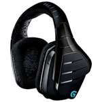 Logitech G933 Wireless Gaming Headset - Black